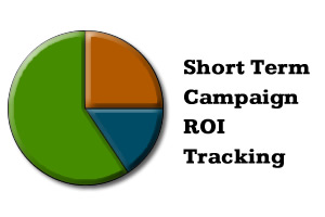 Short Term Campaign ROI Tracking using analytic data and buying cycle